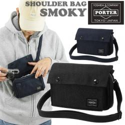 Japan-made Porter Smoky high-strength wear-resistant shoulder bag