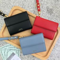 Porter Lightweight Tri-fold Wallet Made in Japan