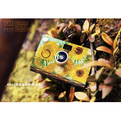 CROZ D.I.Y. Special Effects Digital Sunflower Camera