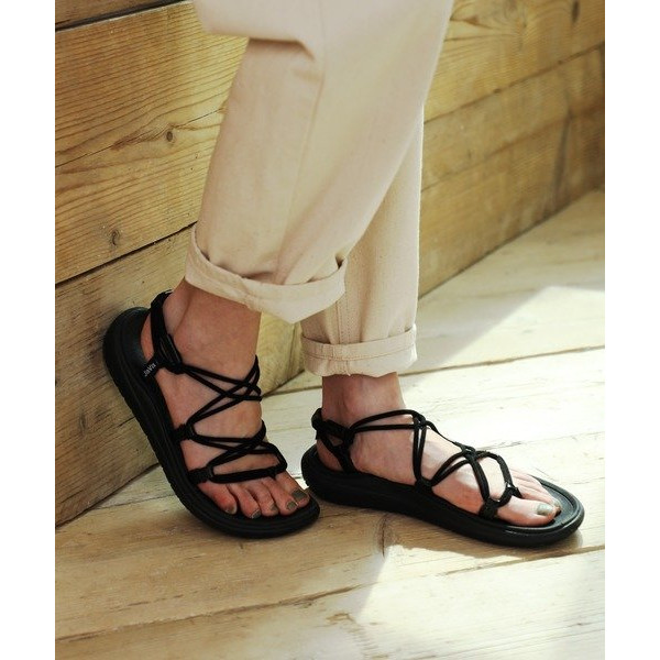 Japanese Java strappy sandals
