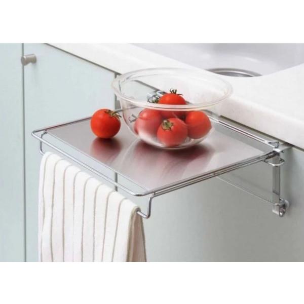 Yoshikawa kitchen folding table made in Japan