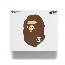 Japanese limited edition APE HEAD PUZZLE