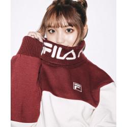 Japanese Fila Warm Turtleneck Sweater
