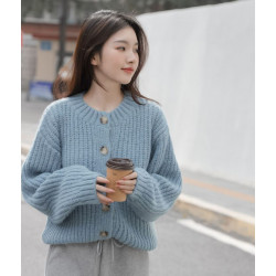 Korean style warm casual cold jacket