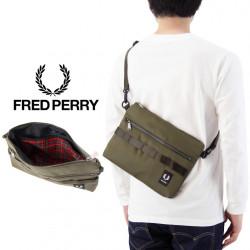 Fred Perry Laurel Leaf Dyed Shoulder bag