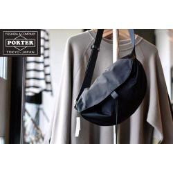 Porter Black Shoulder Bag