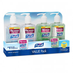 Purell Value Pack