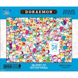 Doraemon 1000pcs puzzle