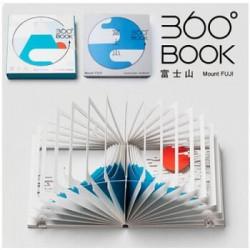 Japan 360°BOOK Mount Fuji 3D Creative Book