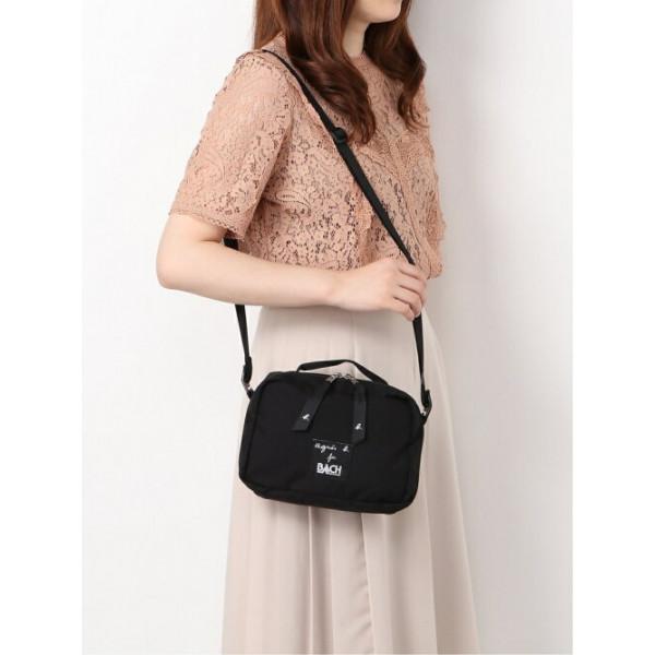 Japanese Agnes b. FEMME et HOMME BACH shoulder bag