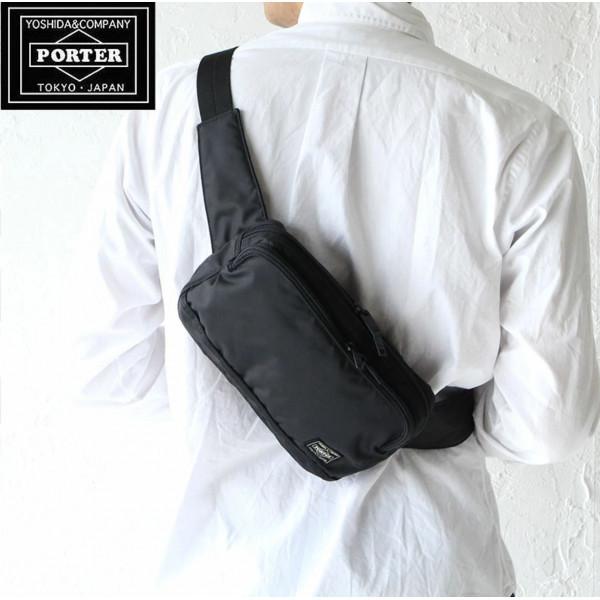 Japanese Porter Flash Water Repellent Double Shoulder Bag