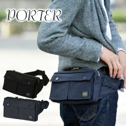 Porter Smoky 2way High Wearable Shoulder Bag Made in Japan