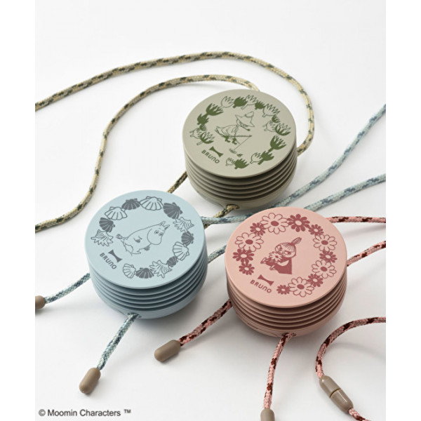 Japanese version of MOOMIN series hanging neck mini fan